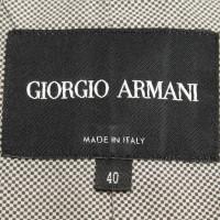 Giorgio Armani Licht jasje in beige