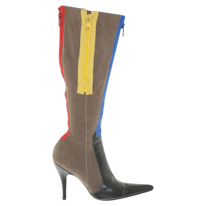 Dolce & Gabbana Boots in Multicolor