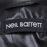 Neil Barrett Jacke in Schwarz