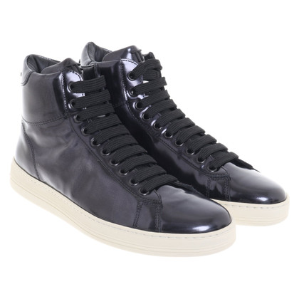 Tom Ford Scarpe stringate blu scuro