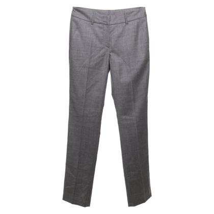 St. Emile Virgin wool trousers in grey