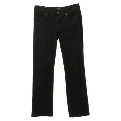 Seven 7 Jeans in Schwarz