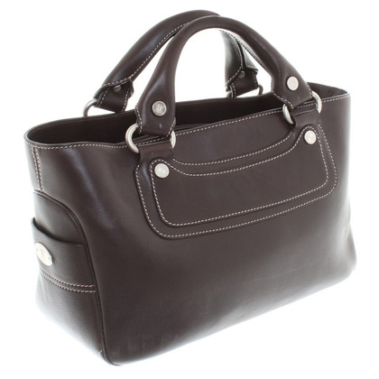 Céline Handbag in dark brown