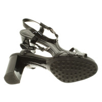 Tod's Sandals in black