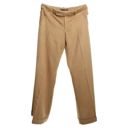 Ralph Lauren Marlene trousers in beige