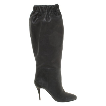Furla Boots in dark grey