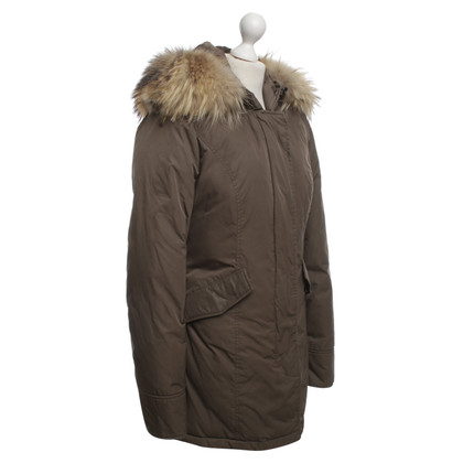 Woolrich Winter parka with fur hood