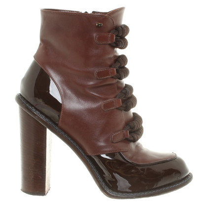 Sport Max Ankle boots from leather mix