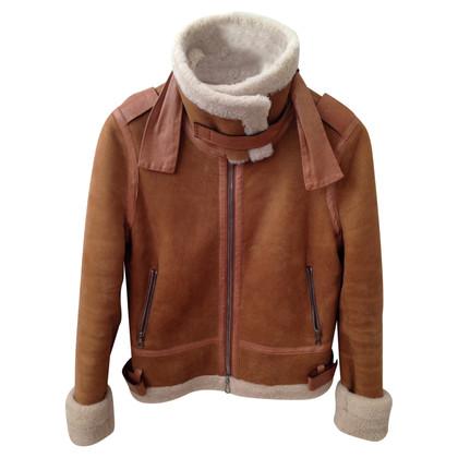 Valentino Sheepskin coat