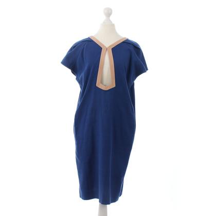 Balenciaga Blaues Kleid