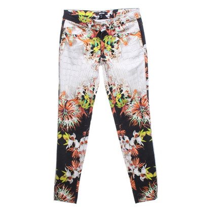 Just Cavalli Jeans with pattern print