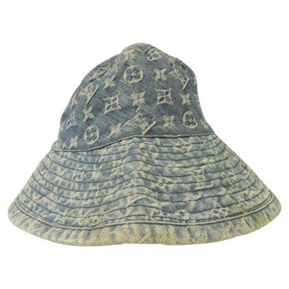 Louis Vuitton Cappello fatto di Monogram Denim