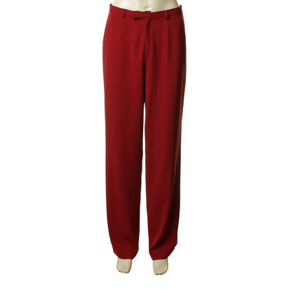 Jean Paul Gaultier Red pants