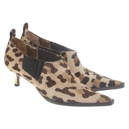 Dolce & Gabbana Pumps mit Leoparden-Print