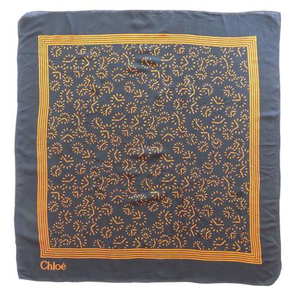 Chloé foulard de soie