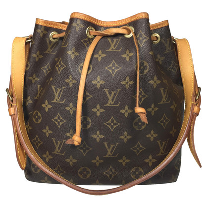 "Louis Vuitton ""Petit Noé Monogram Canvas"""
