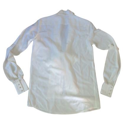 Balmain Blusa in seta