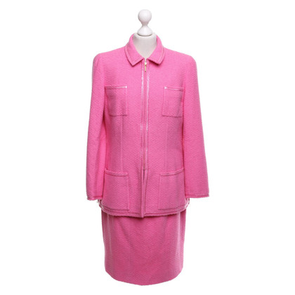 Chanel Costume in pink