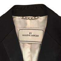 By Malene Birger Blazer in Schwarz/Weiß