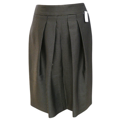 Etro skirt with folding game