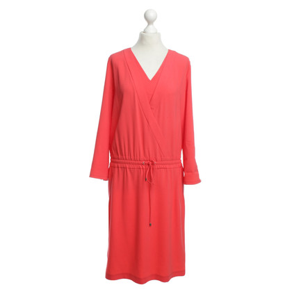 Laurèl Dress in coral