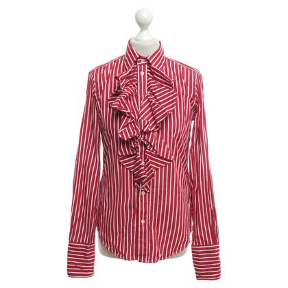 Ralph Lauren Shirt blouse with ruffles