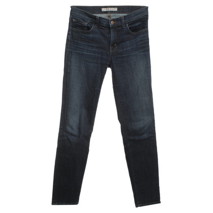 J Brand Jeans blu scuro Skinny