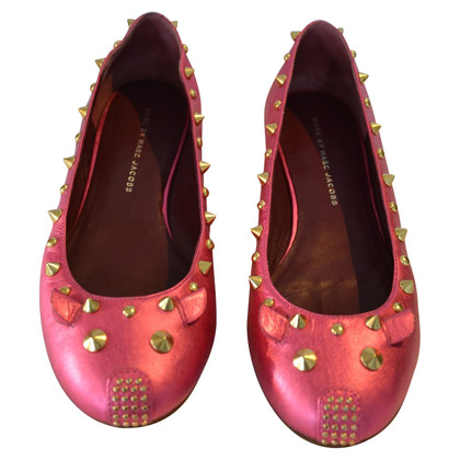 Marc by Marc Jacobs Ballerinas with studs