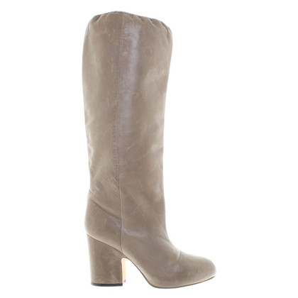 Acne Stiefel in Beige