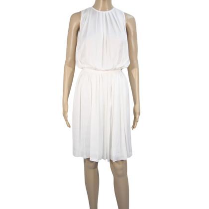 Escada Vestito di bianco