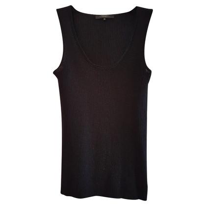 Max Mara Tanktop in zwart