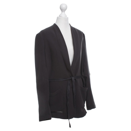 Humanoid Blazer in Gray