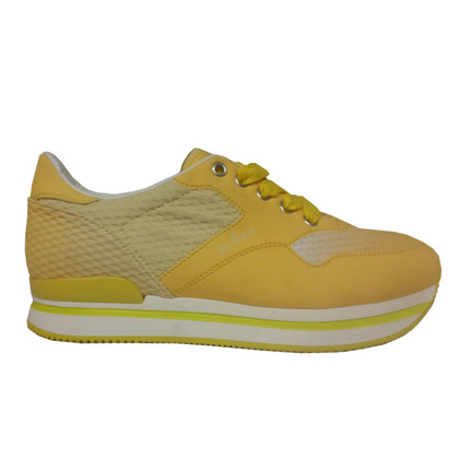 Hogan Sneakers with platform sole
