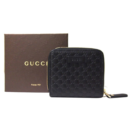 Gucci Porte-monnaie Guccissima