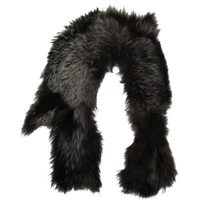 Roberto Cavalli Collo di pelliccia di volpe