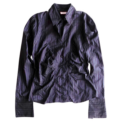 Max & Co Silk blend striped shirt