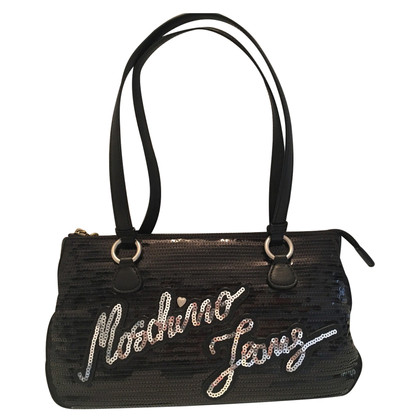Moschino Moschino Jeans - sac à main à paillettes