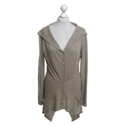 Jean Paul Gaultier Cardigan of linen