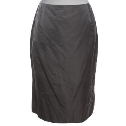 St. Emile skirt in brown