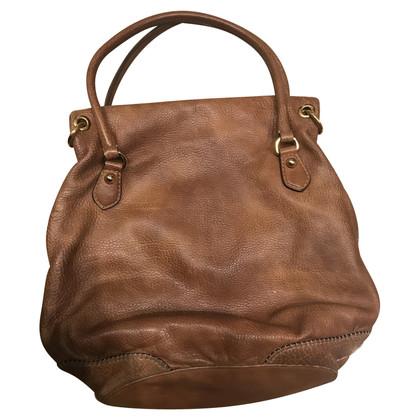 Gucci Handtas in bruin