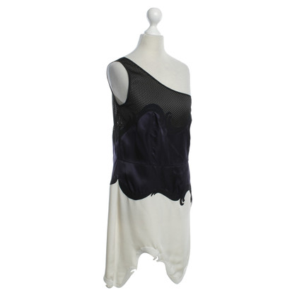 Stella McCartney Dress in black / violet / white