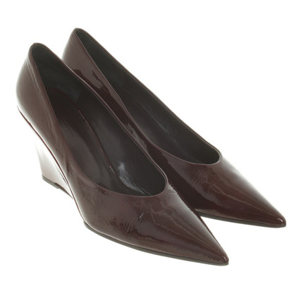Jil Sander Pumps in Bordeaux