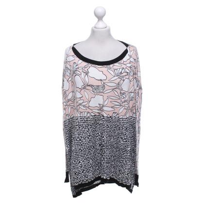 Patrizia Pepe Sweater met patroon