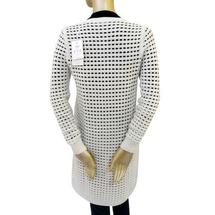 FTC Cappotto lavorato a maglia in cashmere