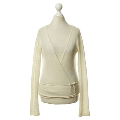 FTC Wrap-round jacket in cashmere