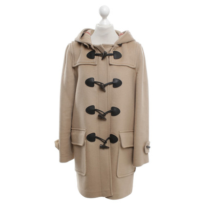 Burberry Wool coat in beige