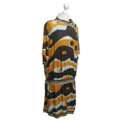 Missoni Dress with Batikprint