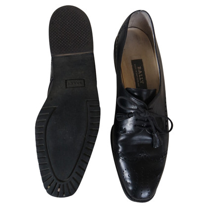 Bally Black lace-up shoes