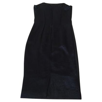 Vera Wang Strapless jurk