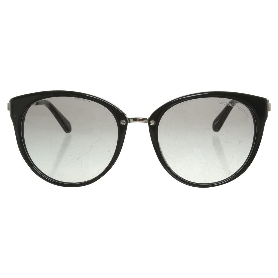 michael kors sonnenbrille in schwarz wei second hand. Black Bedroom Furniture Sets. Home Design Ideas